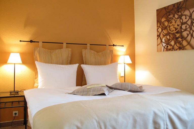 hotel-zur-muehle-doppelbett