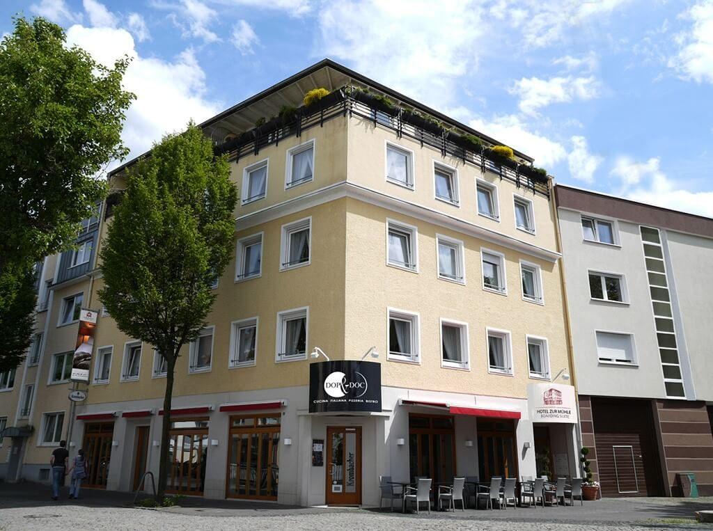 das familiengef hrte hotel im herzen von paderborn hotel zur m hle. Black Bedroom Furniture Sets. Home Design Ideas