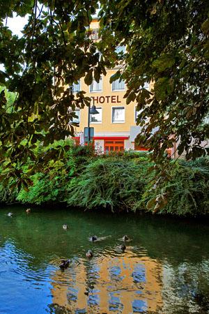 Hotel zur Mühle in Paderborn